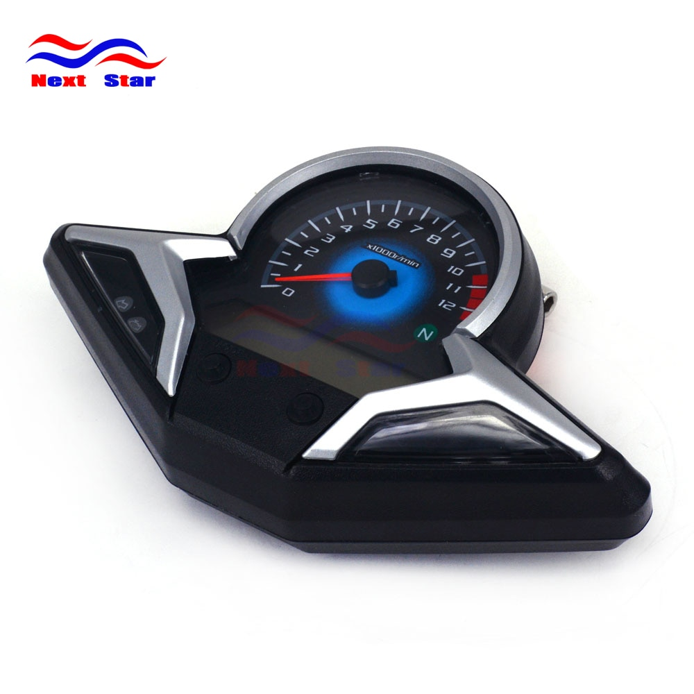 Motorcycle Speedometer Clock Instrument Gauges Odometer Tachometer For HONDA CBR250 CBR250R CBR 250 2011 2012 2013 Street Bike