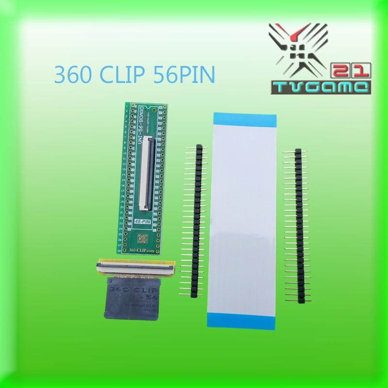 Universal tsop nand flasher ، 56pin ، 360 ، لـ ps3 ، البروسكيت ، xbox ، 360 ، الأصلي ، الأكثر مبيعًا
