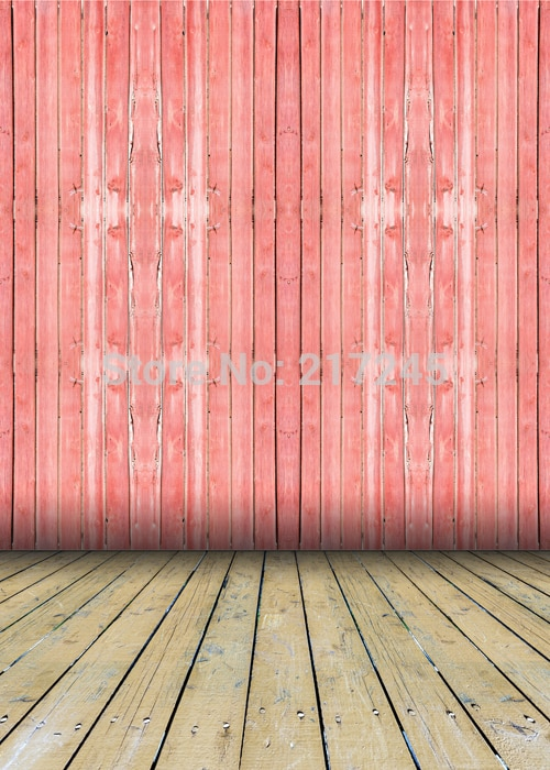Art Fabric Photography Backdrop Wood Floor Custom Photo Prop backgrounds 5ftX7ft D-2019