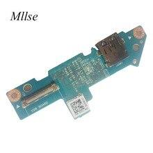 شحن مجاني العلامة التجارية الكمبيوتر المحمول منفذ USB IO لوحة الدوائر لديل ALIENWARE 15 R3 R4 17 R4 R5 LS-D759P-G3PWR 0G3PWR