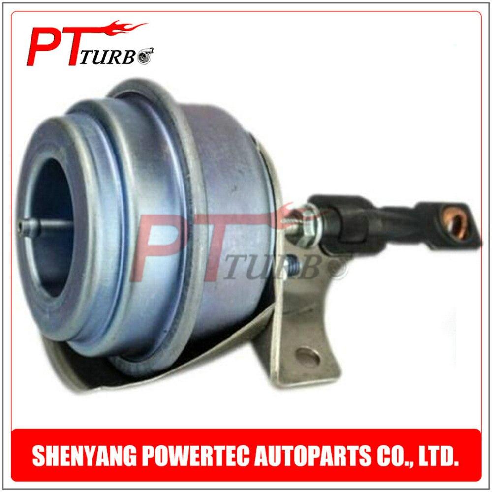 Turbolader GT1749V actuador turbo cargador válvula de descarga 724930-5009S / 724930-5008S / 03G253010J para Seat Altea Leon Toledo 2,0 TDi