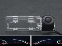 fisheye lens 1080p trajectory tracks car rear view camera for geely emgrand ec718 sedan 2009 2010 2012 car reverse camera