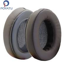POYATU Kopfhörer Ohrpolster Ohrpolster Für Fostex TH-900 T50RP MK3 TH-X00 Kopfhörer Kissen Pads Kissenbezug