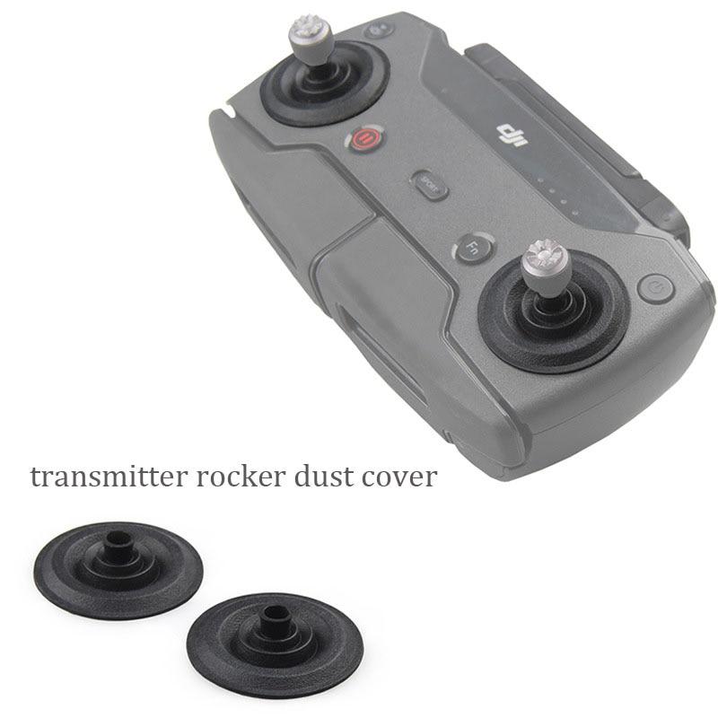 De silicona resistente al agua cubierta a prueba de polvo protector para DJI Mavic Pro de DJI Spark DJI mavic aire phantom 3 4 inspire profesional drone