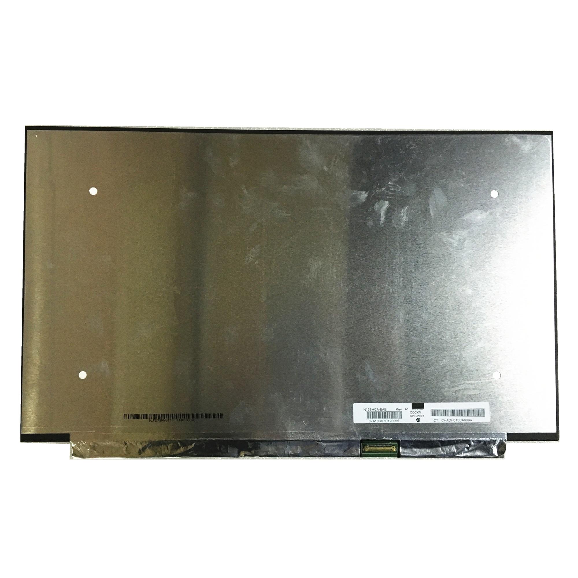 Befreien versand N156HCA-EAB N156HCA EAB EBA EBBE EAA 15,6 inch IPS Laptop Lcd Screen 1920*1080 EDP 30 pins
