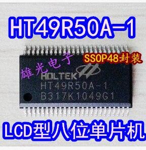 Freeshipping         HT49R50A-1 SSOP48    HT49R50A-1