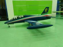 MB-339 pianki JET zestaw, model turbiny, model sterowania radiowego, MB339 MB 339, 1.6 m