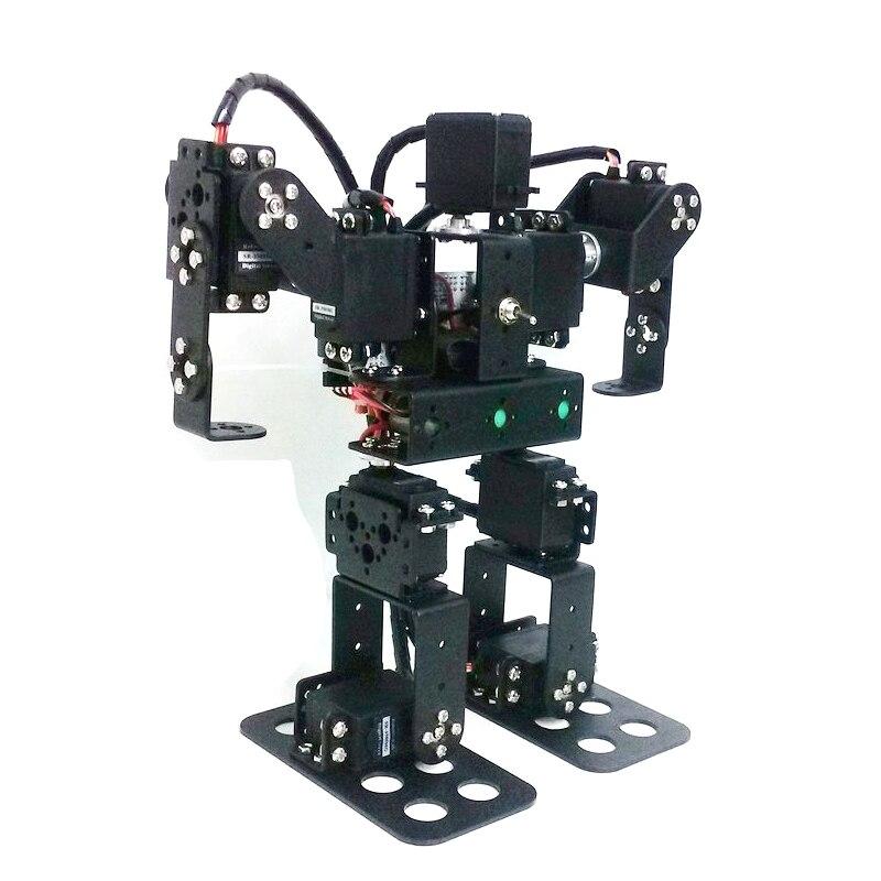 9 Dof Humanoiden Roboter Arduino Humanoiden Roboter Tanz Walking Roboter Spiel Zubehör