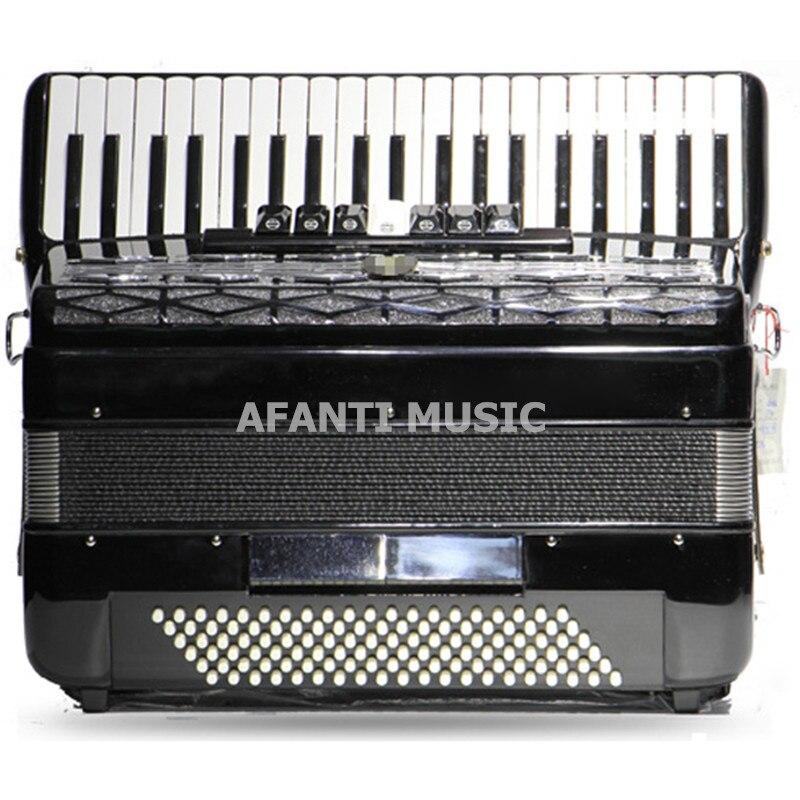 Afanti música 41 K/120 acordeón bajo (AAD-056)
