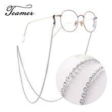 Teamer 78 mode chaîne de lunettes en métal pour femmes lunettes de soleil chaîne sangle porte-cou lanière lunettes accessoires