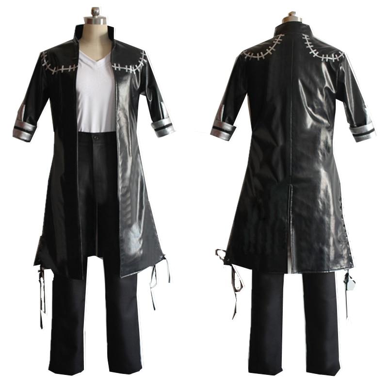 My Hero Academia Boku no Hero Academia OCHACO URARAKA Dabi Cosplay Costume Full Set(Coat+T-shirt+Pants)custom made for Men women