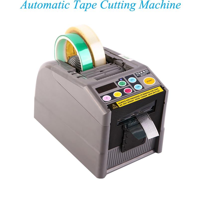 Cortadora automática de cinta adhesiva 110 V/220 V máquina cortadora de película dispensador de cinta adhesiva de papel ZCUT-9