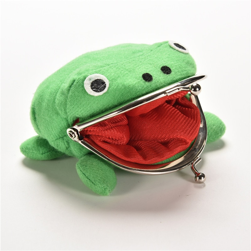 Наруто кунай ниндзя оружие лягушка форма косплей Портмоне кошелек мягкий пушистый быть Pl