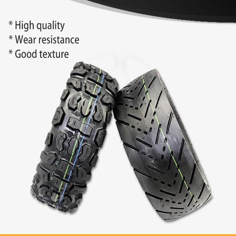 Jueshuai 60v 3200w Scooter Eléctrico neumático de rueda y tubo interno de goma de alta calidad accesorios de resistencia al desgaste rueda de Scooter para hombres