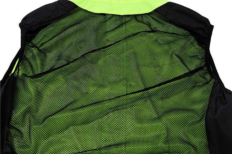 WOSAWE summer motorcycle jackets vest sleeveless shirts Sportswear Men Jerseys waistcoat Breathable thin motocross jackets men enlarge