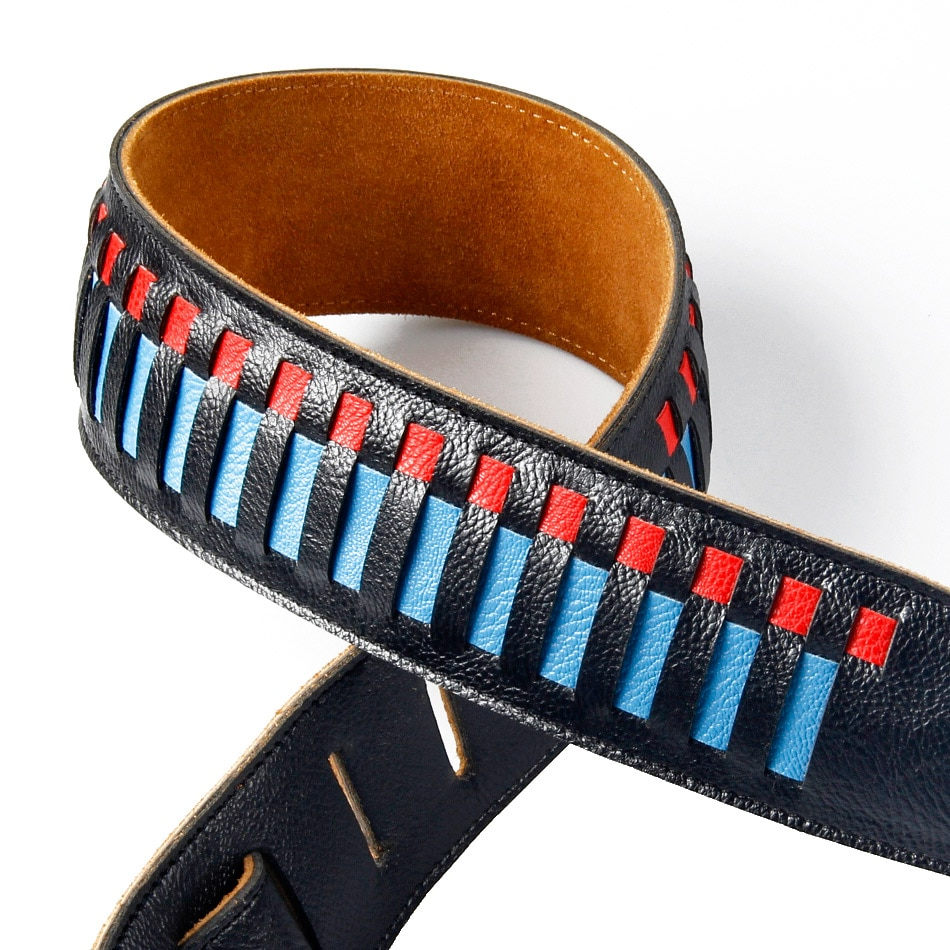 High quality guitar strap Braided strap guitar straps for electric acoustic bass guitar belts guitar accessories