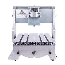 CNC machine cadre en aluminium 3020 vis à billes gravure pièce de fraisage routeur
