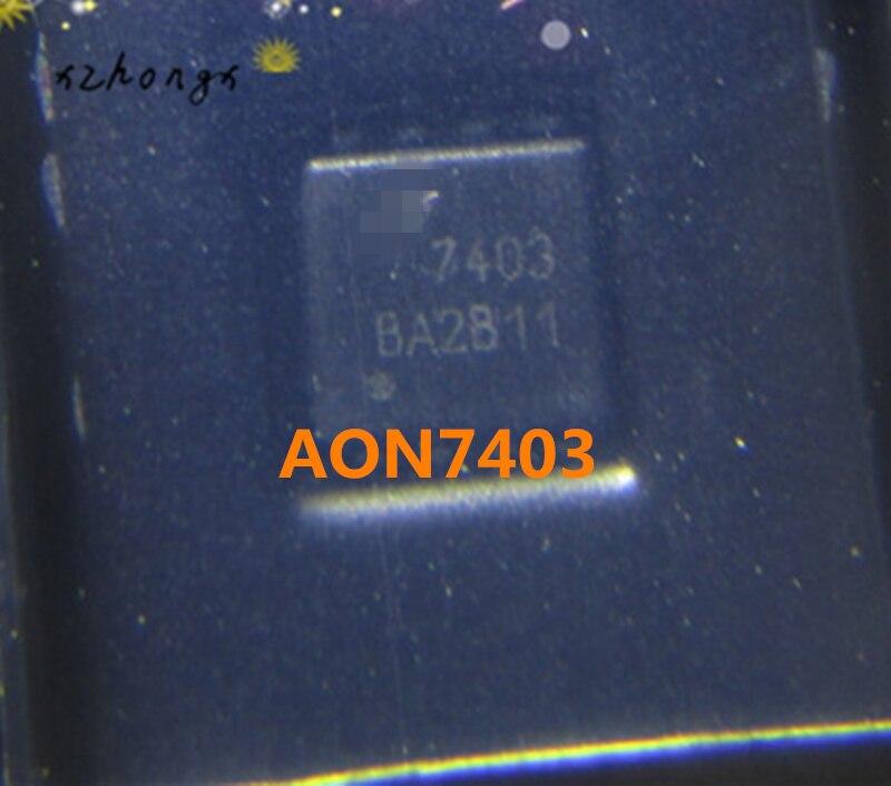 XNWY 5PCS AON7403 AO7403 7403