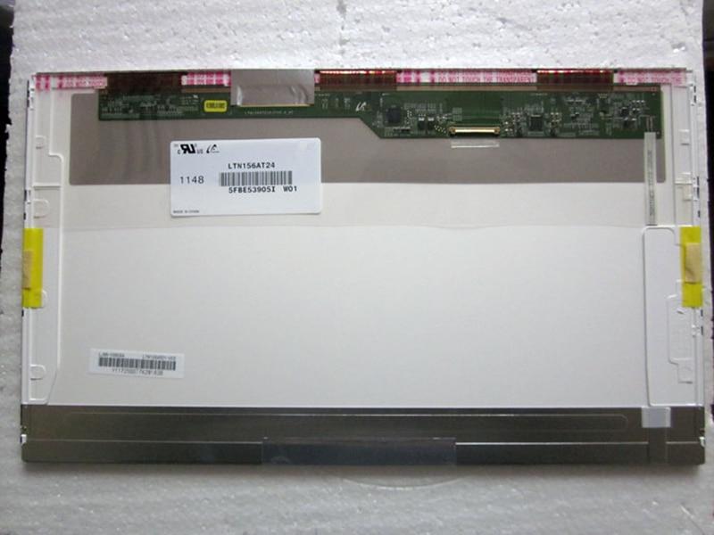 Pantalla LCD LED HD de 15,6 pulgadas para Samsung NP-RV509 RV510 RC508 RC510 RC512 RC520 Panel de pantalla para ordenador portátil 1366*768 40 pines