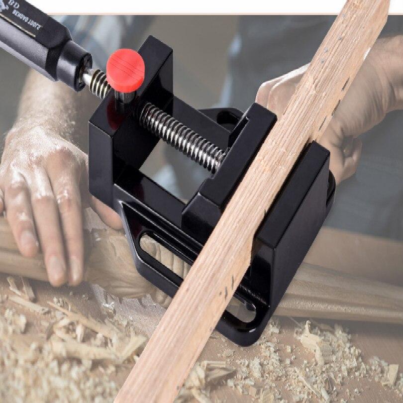 weight 400g Aluminum alloy mini drill press drill machine mini milling machine table drill Fixing device free shipping