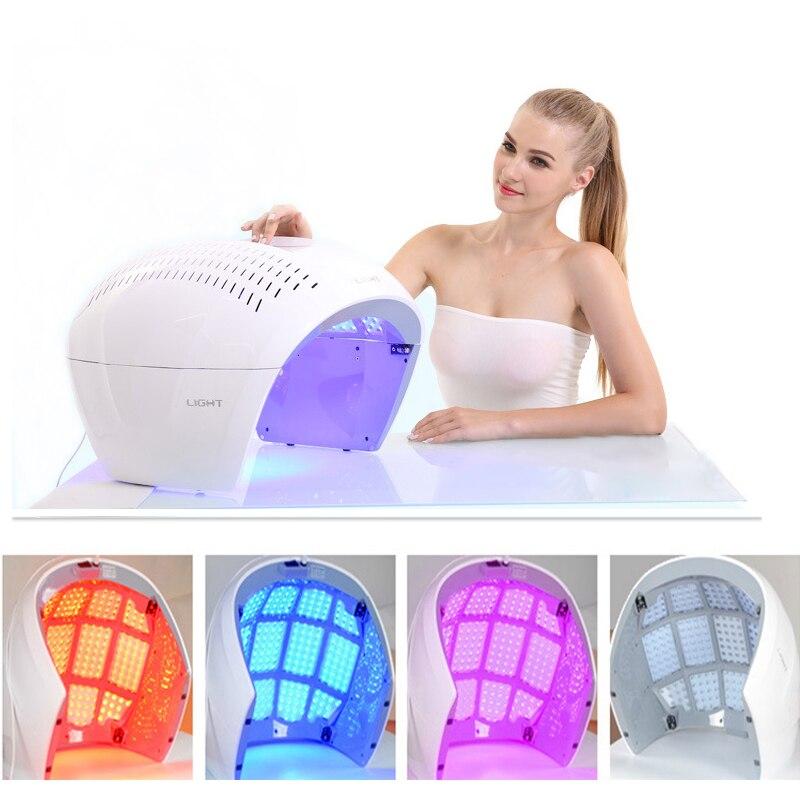 ضوء الفوتون LED PDT ، قناع الوجه ، العلاج بالطاقة ، العناية بالوجه ، الجمال ، تجديد الجلد ، مكافحة الشيخوخة ، إزالة تجاعيد حب الشباب