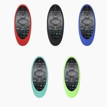 SIKAI 2017 nouveau silicone souple étui pour Samsung Smart TV boîtier de télécommande peau de protection pour Samsung TV télécommande couverture