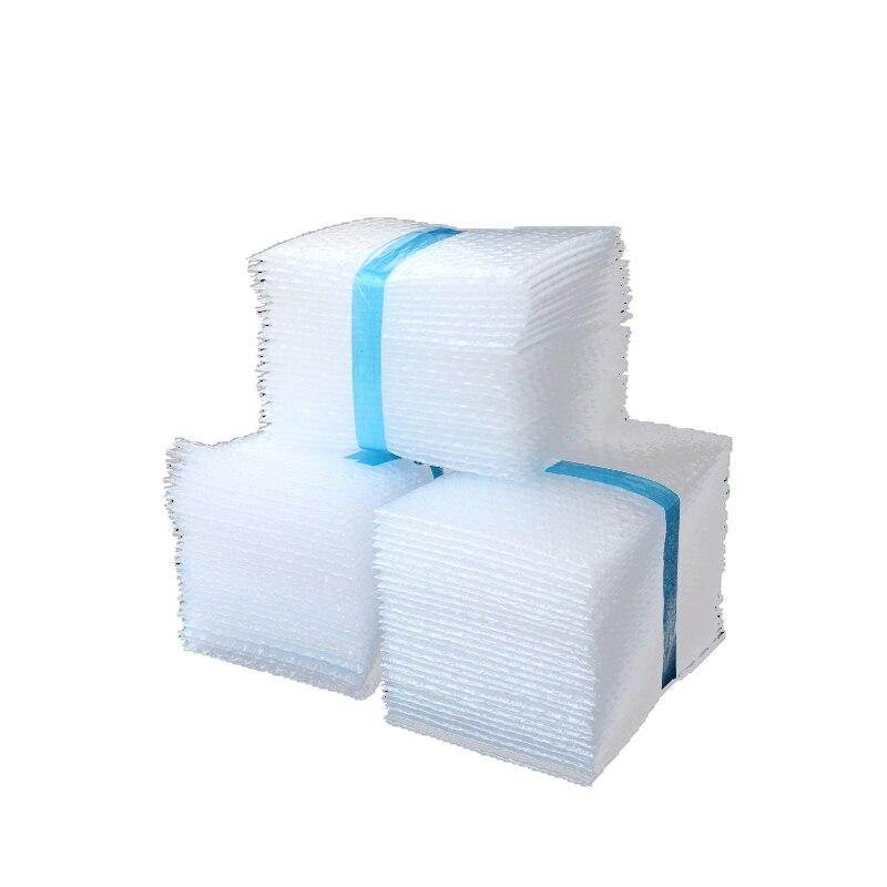 100 Uds 300*350mm bolsas acolchadas de envío a prueba de golpes Material de embalaje acolchado a prueba de golpes Post pouch bubble bag Wrap Packaging Bag