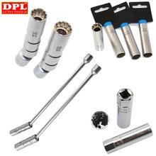 Гаечный ключ для удаления точек, гаечный ключ с свечей зажигания, тонкая настенная розетка 3/8 дюйма, привод для BMW, Mercedes, nissan, Benz, 14 или 16 мм