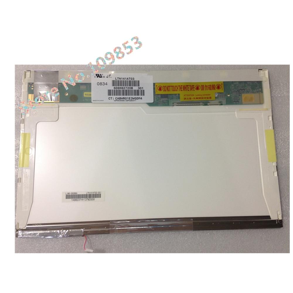 Pantalla LCD de 14,1 pulgadas para portátil, panel lcd de 30 pines...