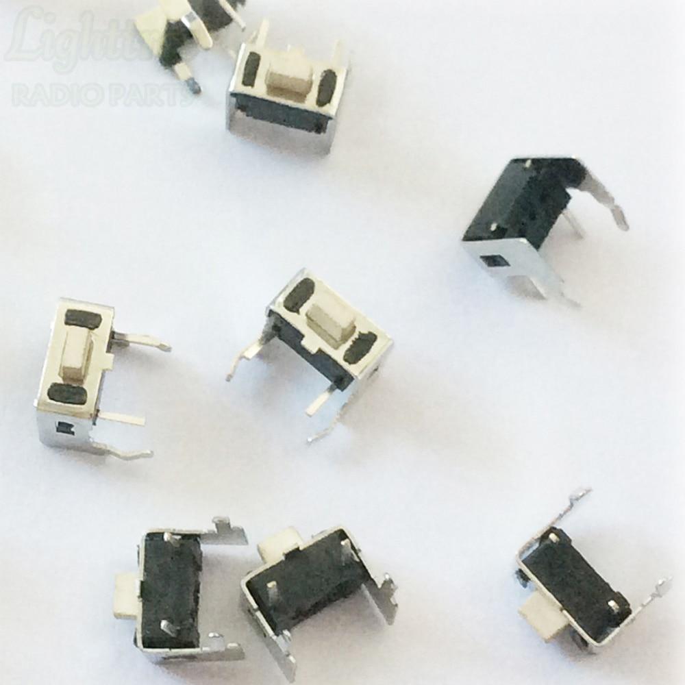 مفتاح إشارة 50X PTT لكينوود TK3107 TK3207 نوع عالمي