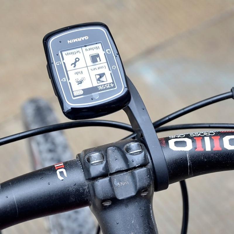 Montaje en ordenador para bicicleta cronómetro soporte GPS manillar extensión soporte de montaje soporte extensor adaptadores de soporte herramientas para exteriores