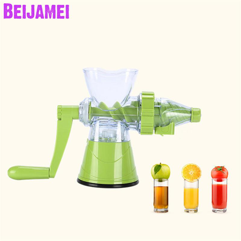 BEIJAMEI exprimidor de Granada cítrica caliente, exprimidor de manzana naranja, máquina exprimidora de fruta nutritiva, exprimidor de verduras