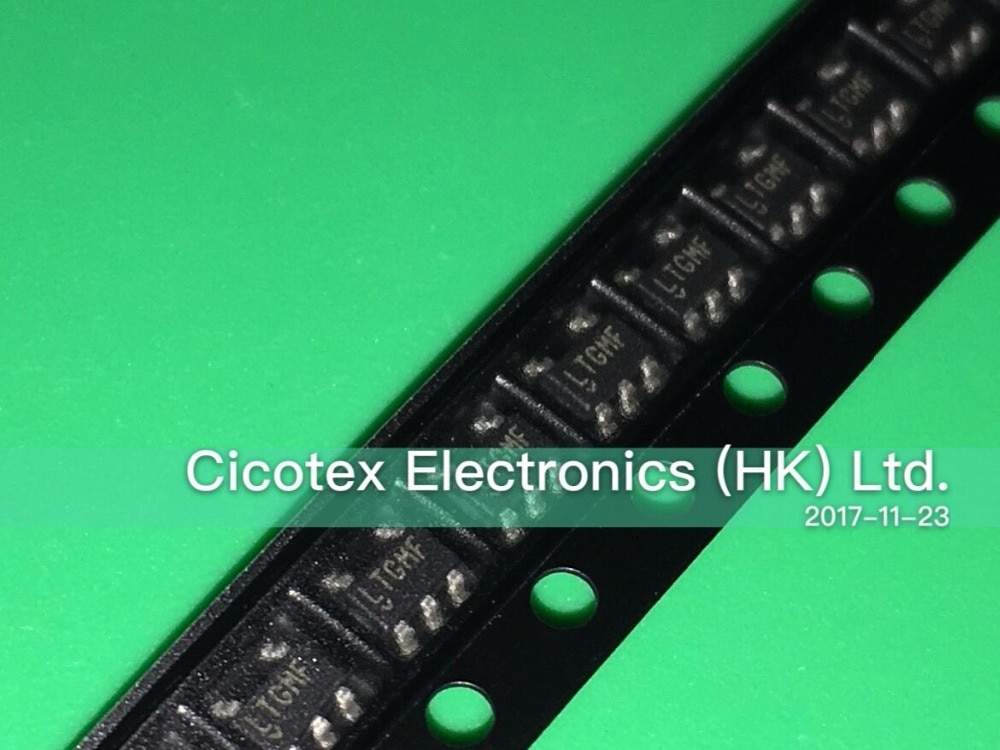 2 unids/lote LT8301IS5 # TRPBF SOT23-5 LTGMF IC REG FLYBACK M ISO TSOT23