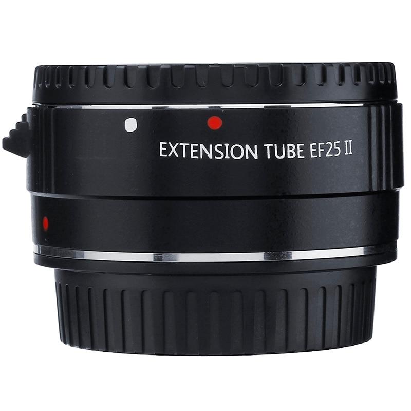 EF25 Metal Mount Auto Focus AF Macro Extension Tube/Ring for Kenko Canon EF-S Lens 7D2 6D 5D3 5DIII 5D2 5DII 5DS R 80D 70D 7DII