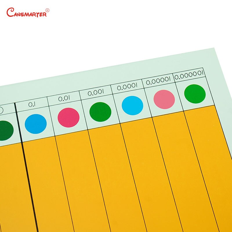mathematics montessori wooden toys Dot Exercise Boards With Box Materials Montessori Numbers kids Educational Toys Games MA154