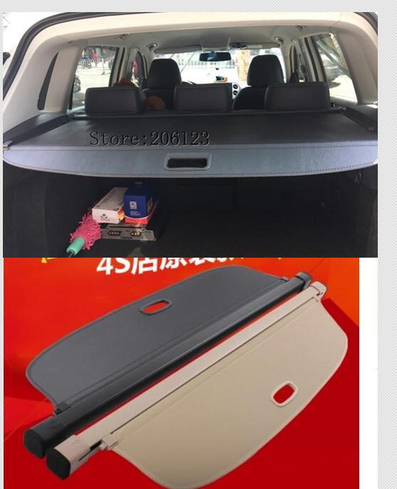 Задний багажник защитный щит грузовой Чехол для Volkswagen VW Tiguan 2010 11 12 13 14 15 2016 2017 2018 Высокое качество авто аксессуары