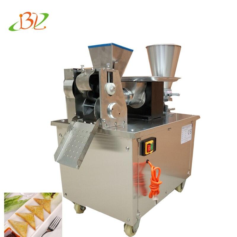 2020 gran oferta chino dumpling/máquina de samosa/raviolis de máquina para preparar samosa