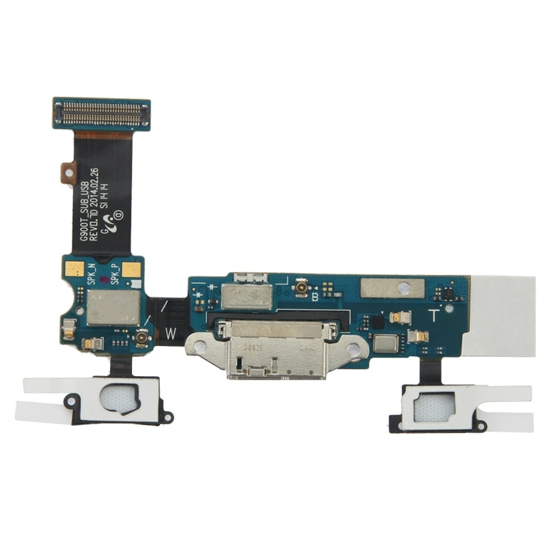 Charging Port Flex Cable for Galaxy S5 / G900T