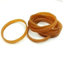 30x4mm élastique support de papeterie bureau maison stockage paquet diamètre 30mm largeur 4mm élastique