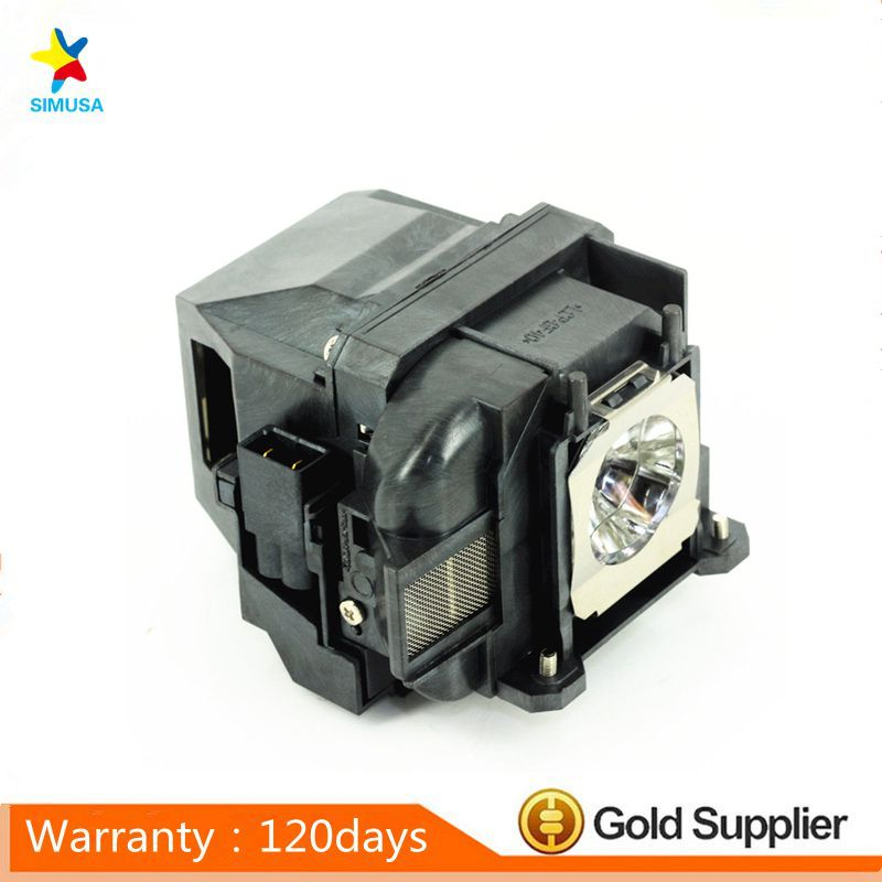 Original ELPLP78 bulbo lámpara para proyector con la vivienda se adapta para EB-945/955 W/965/S17/S18/ SXW03/SXW18/W18/W22/X18/X20/X24/X25/TW5200