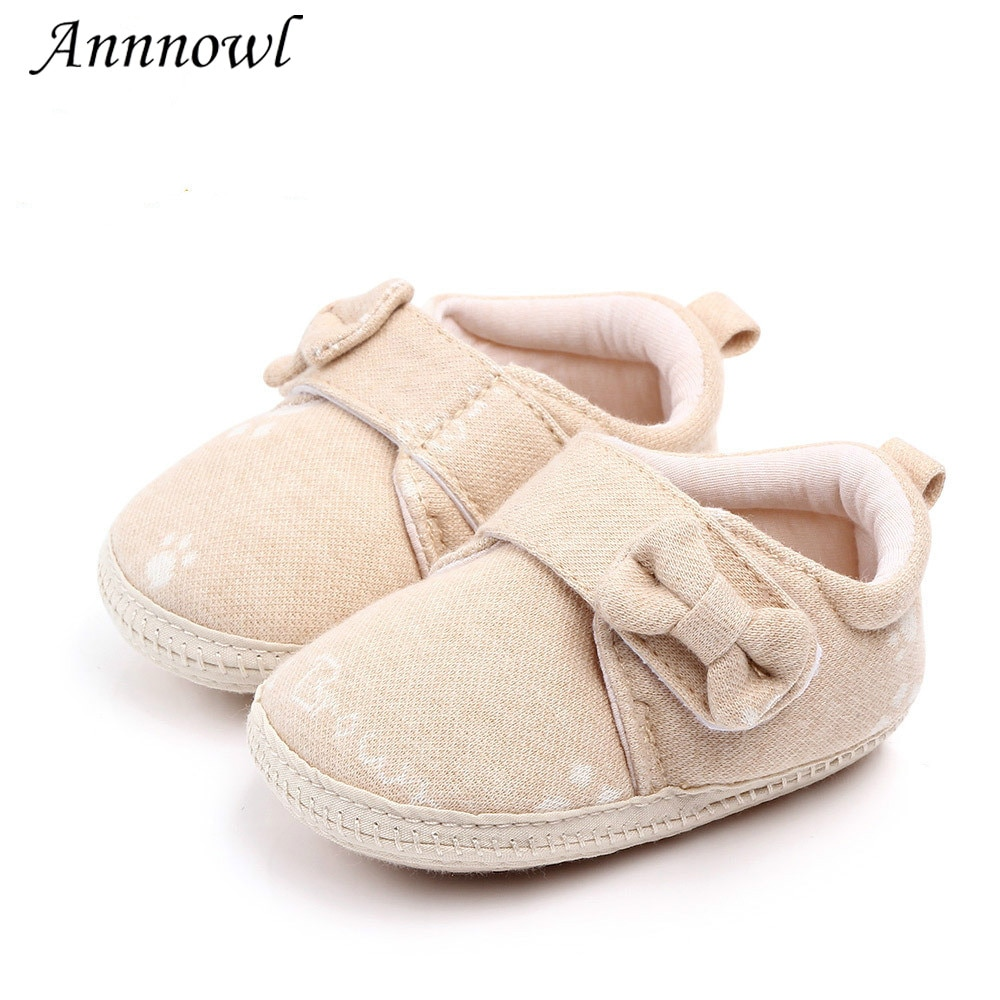 Zapatos de bebé de marca, suela suave antideslizante, zapatos de primeros pasos para niños pequeños, botas para recién nacidos, zapatos de paso para bebés, zapatos para niños de 1 año de edad