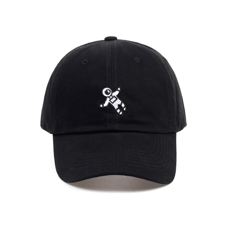 הכי חדש ספייסמן רקמת בייסבול שווי 4 צבעים זמין יוניסקס אופנה אבא כובעי מתכוונן כותנה snapback כובעי כובעים מזדמנים