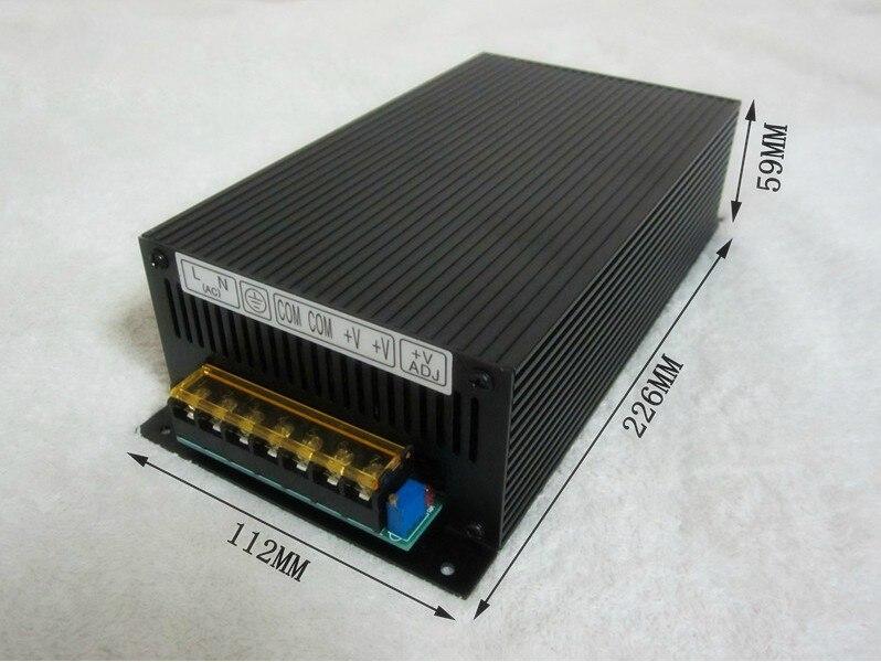 220 V DC 150 V 170 V 180 v, 500 W fonte de alimentação, Dc adaptador de alimentação, Monitor de alimentação