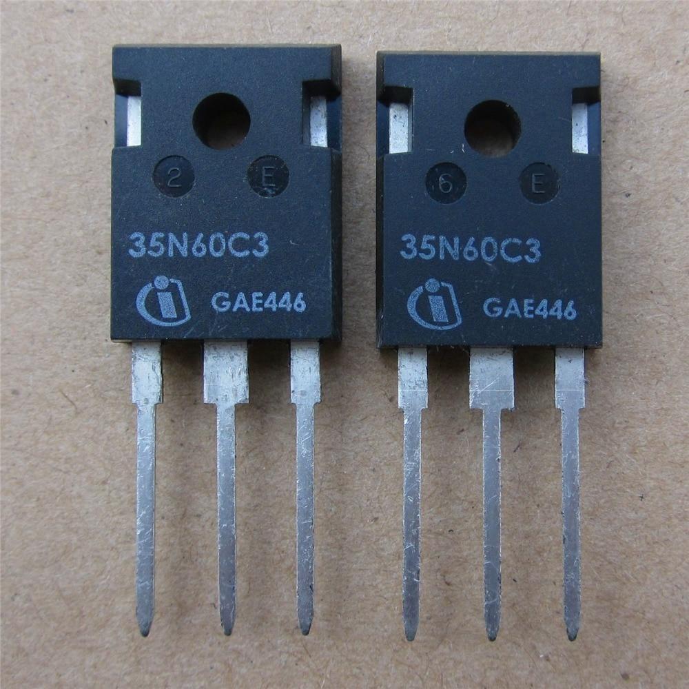 SPW35N60C3 SPW35N60C SPW35N60 35N60C3 de segunda mano original 5 unids/lote