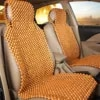 Coussin de voiture en bois naturel AUDEW coussin de siège en bois perlé Massage coussin de voiture confortable Cool