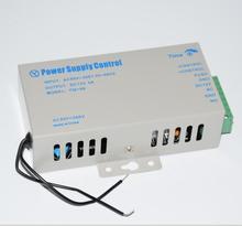 Adaptador de transformador de fuente de alimentación de AC110-220V a 12 V/5A para puerta de entrada para sistema de Control de acceso