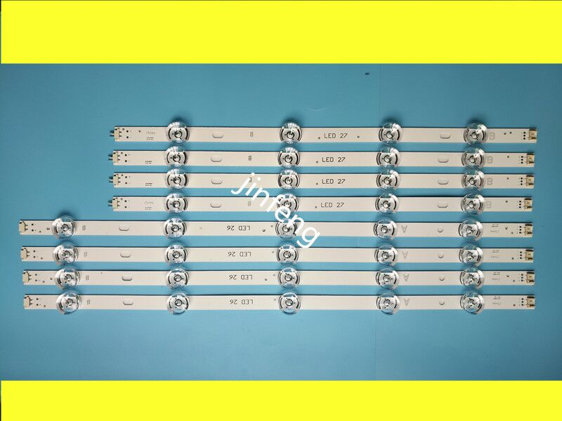 LED TV الإضاءة جزء استبدال ل LG 47LB629V 47LB6300 47LB630V 47LB631V LED بار الخلفية قطاع خط حاكم DRT3.0 47 ab