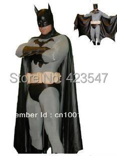 Halloween   Batman movie The Dark Knight Rises length tights Zentai Man costume cosplay