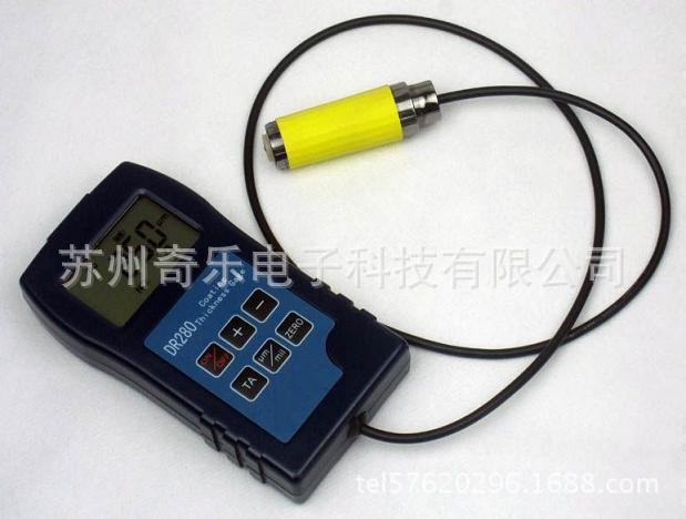 DR230 DR280 ثنائي الغرض طلاء قياس سمك الطلاء قياس سمك