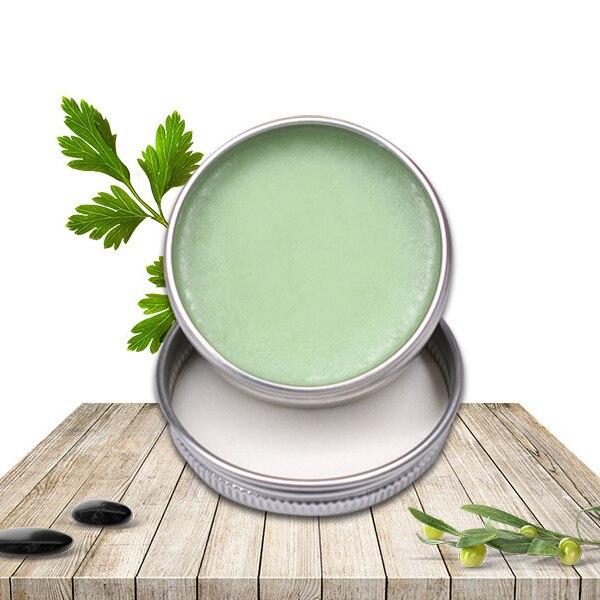 Herbal Moxa Cream Balm Mugwort Health Skin Care Repair Essential Massage Oil Relief Neck/ Back Pain